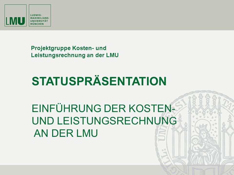 3.Stand der KLR-Einführung S. Mezler, CuI27.10.200822 3.