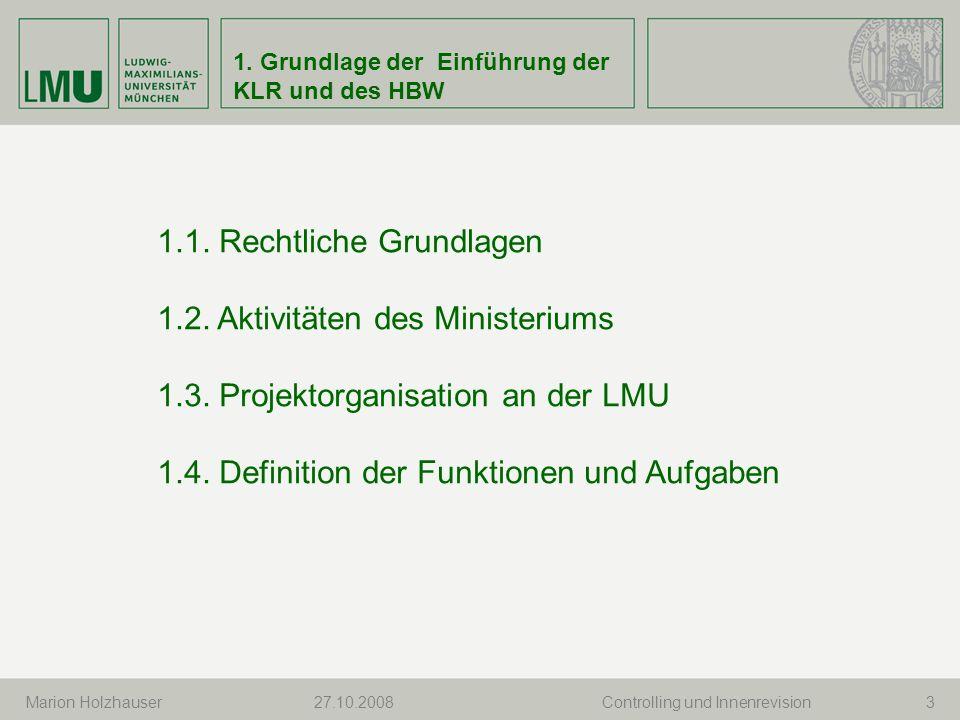 Marion Holzhauser 1.1.