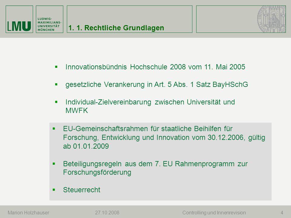 Marion Holzhauser 4.Ausblick 25 4.1. Fachliche Umsetzung 4.2.