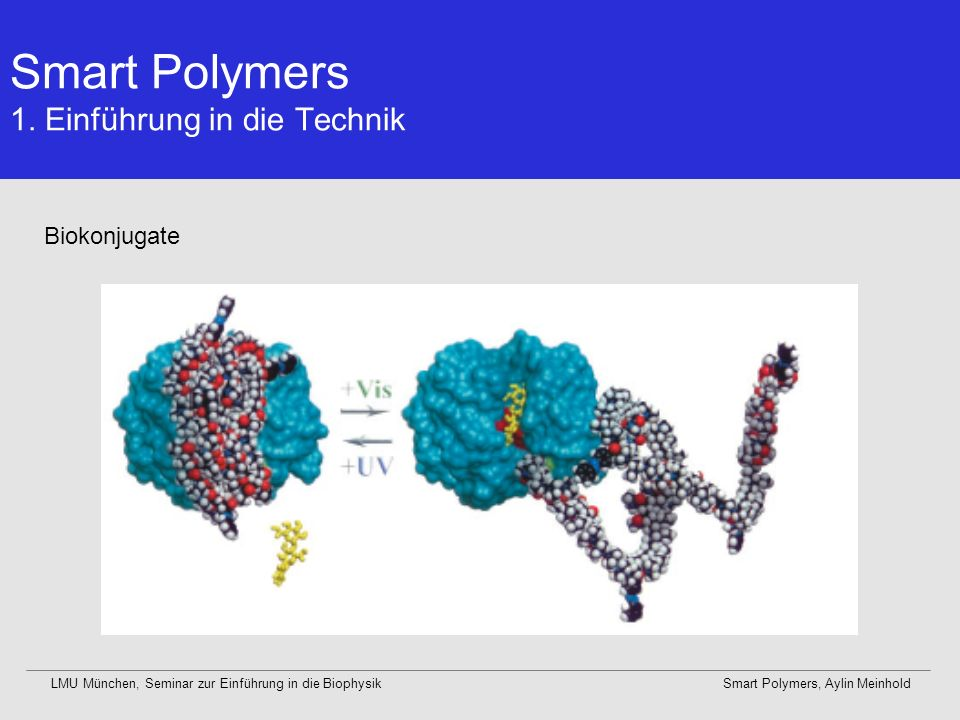 Smart Polymers 2.
