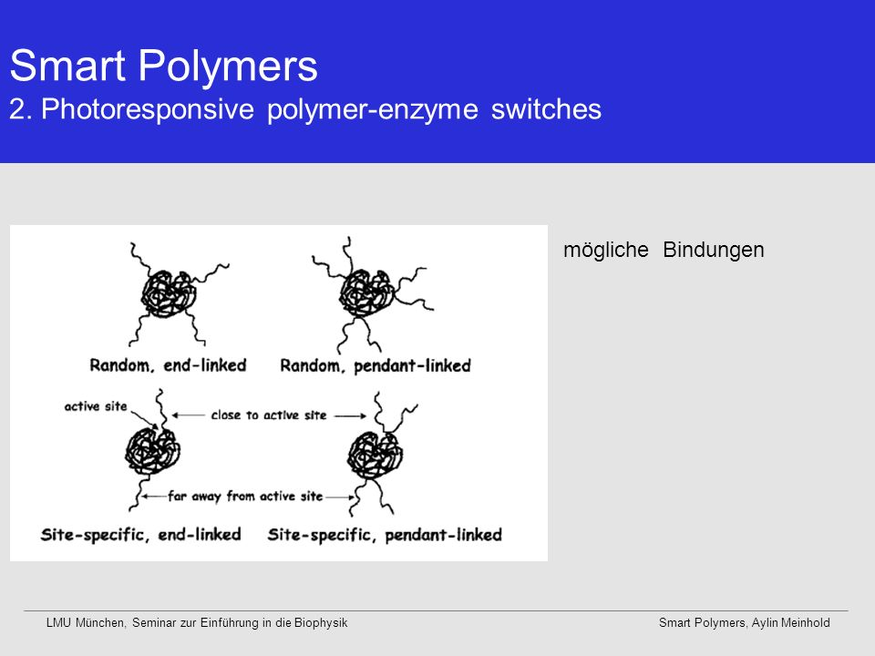 Smart Polymers 3.