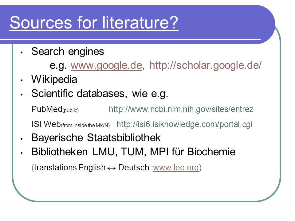 Slide design Not too much content per slide No superfluous information ca.