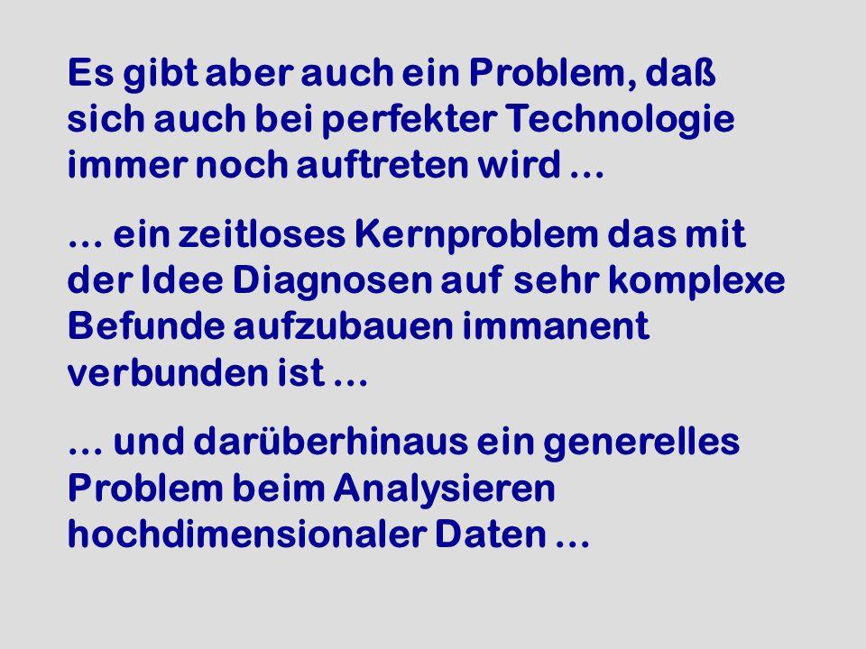 Es gibt aber auch ein Problem, daß sich auch bei perfekter Technologie immer noch auftreten wird...... ein zeitloses Kernproblem das mit der Idee Diag