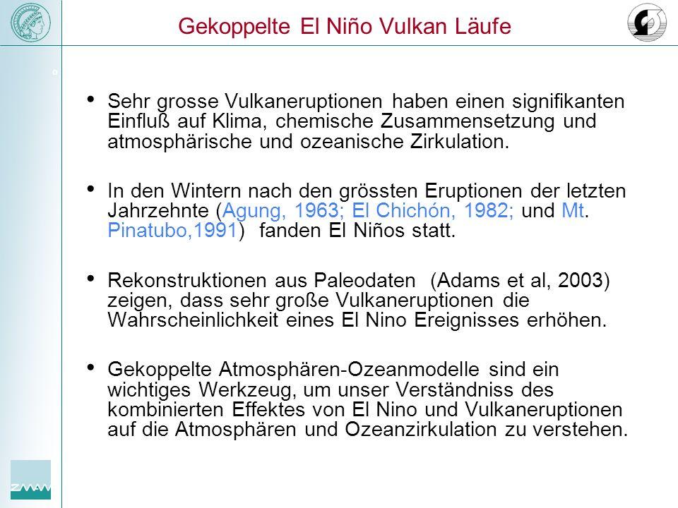 Case II Nino 3.4 STD