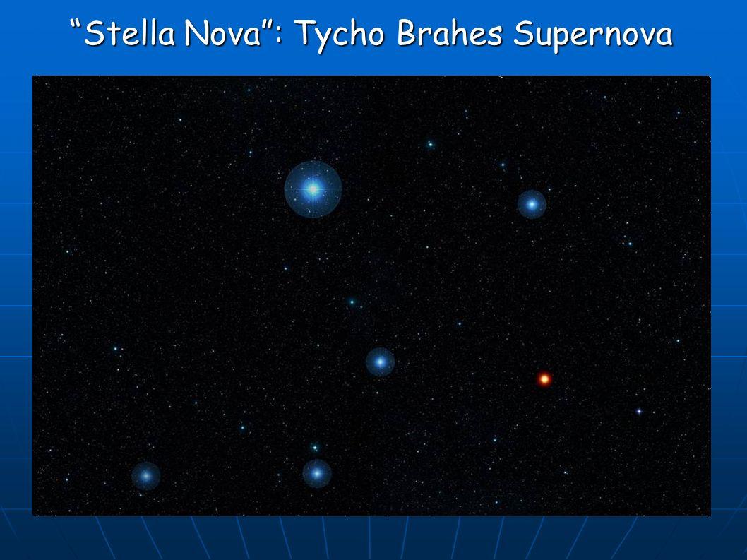 Stella Nova: Tycho Brahes Supernova