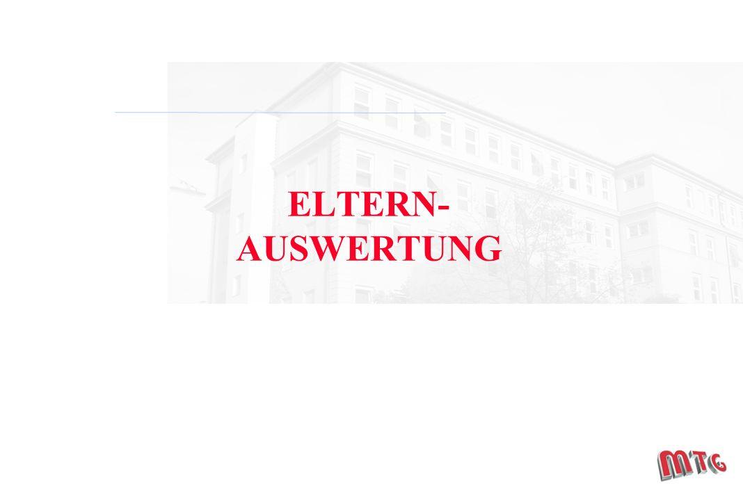 ELTERN- AUSWERTUNG