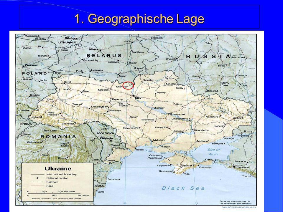 1. Geographische Lage