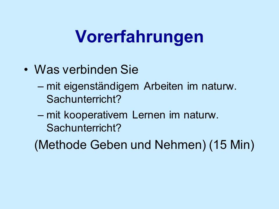 Lernbogen /Arbeitsheft