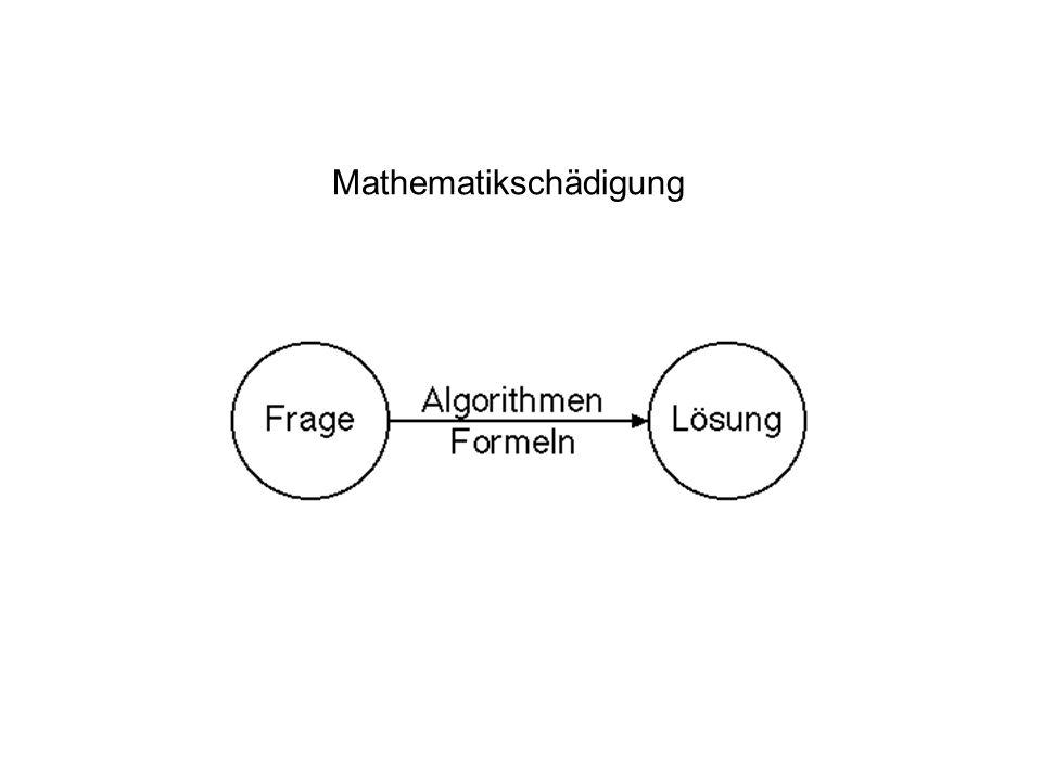 Mathematikschädigung