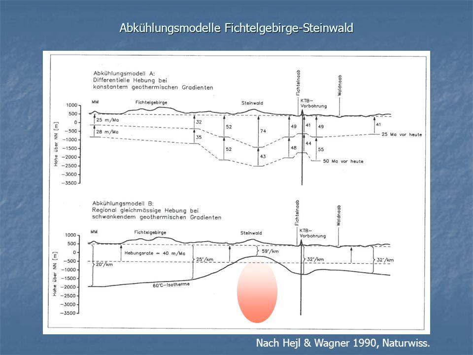 Steinwald – FT-Alter Bischoff et al. 1993 Z.f.Geom. Suppl. 92
