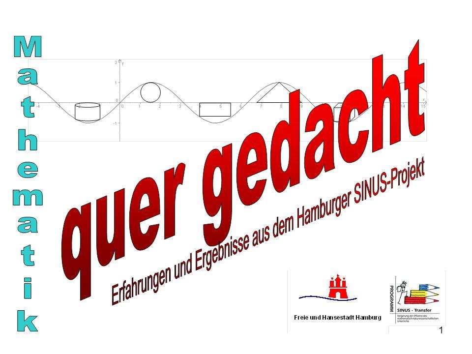 2 Freie und Hansestadt Hamburg SINUS-Transfer 2.