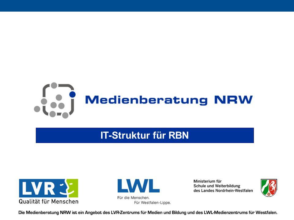 IT-Struktur für RBN