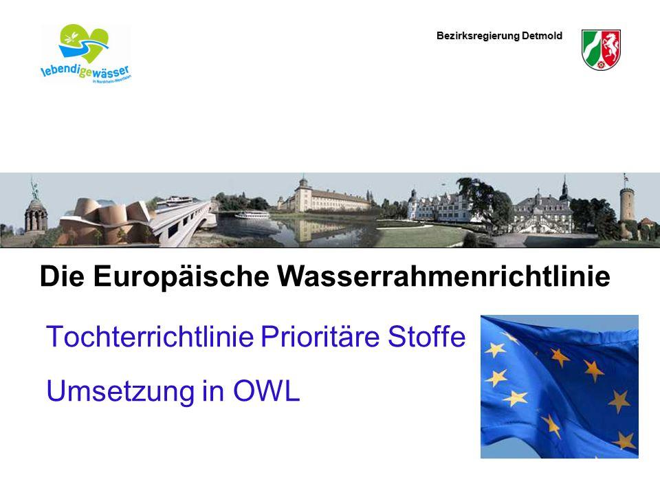 H.Rehmann Anlagenbezogener Umweltschutz Bezirksregierung Detmold IHK -12- 3.