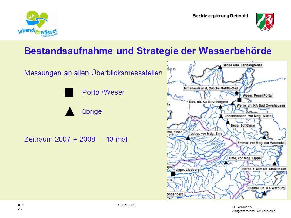 H.Rehmann Anlagenbezogener Umweltschutz Bezirksregierung Detmold IHK -10- 3.