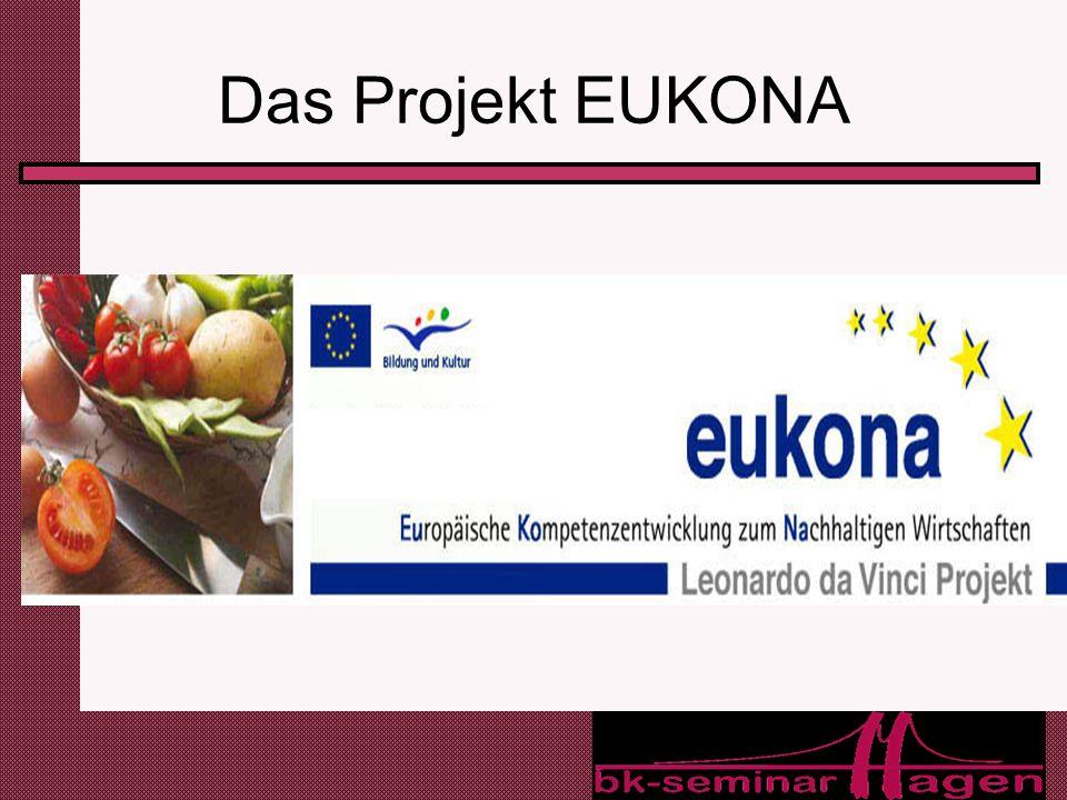 15 Das Projekt EUKONA