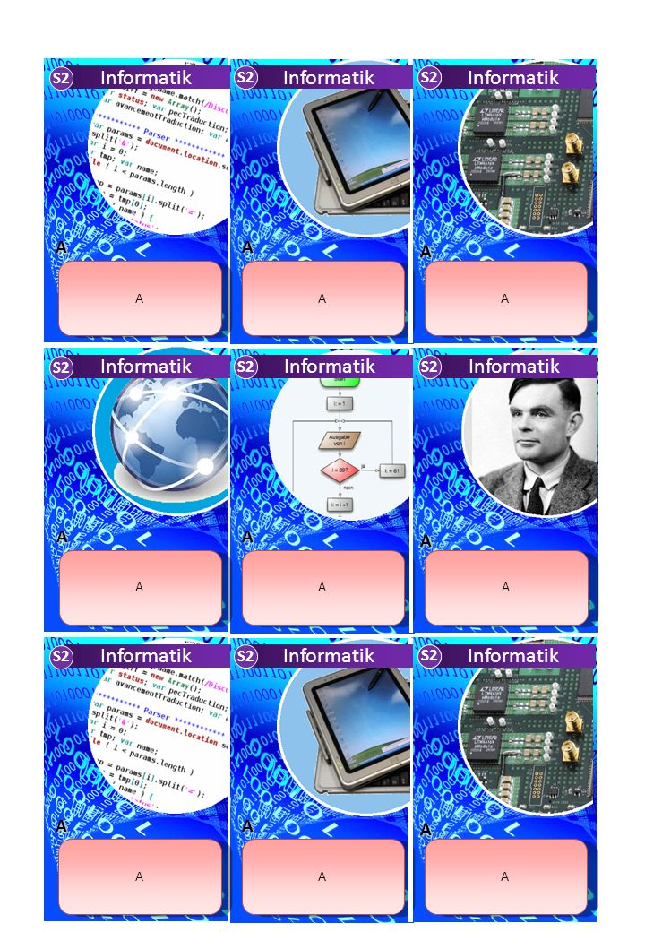 Tabu Informatik