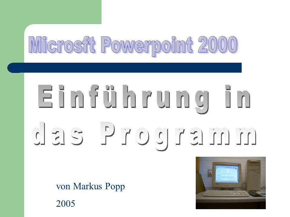 von Markus Popp 2005