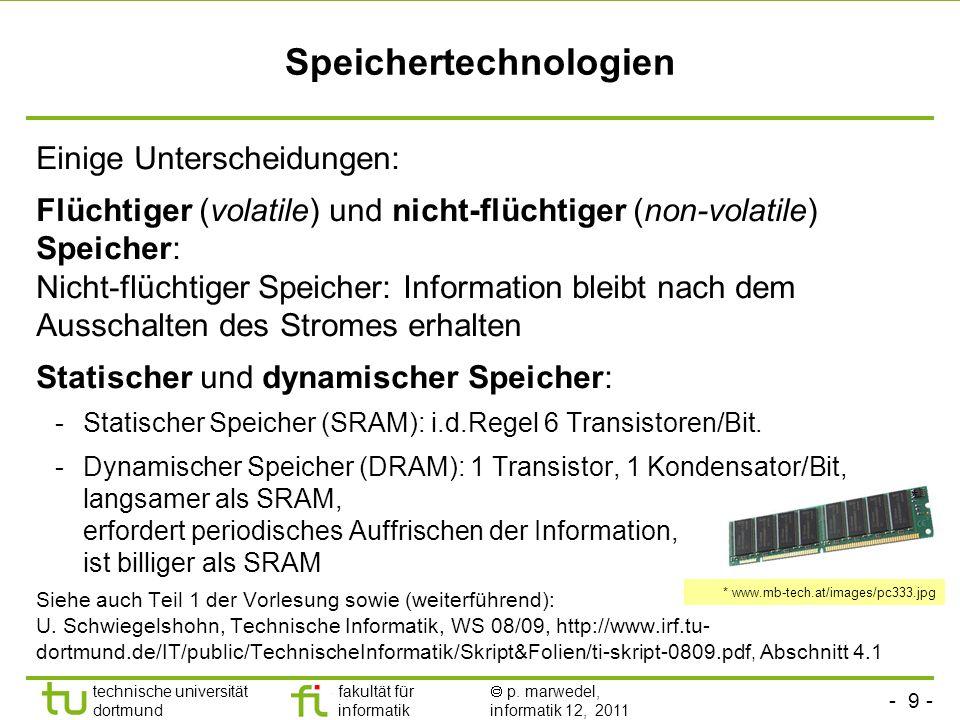 B PC Befehlsregister Speicher alu_ control T sign_ extend <<2 4 * ALU Reg 0 0 0 0 0 0 1 1 1 1 1 1 2 2 3 § T:=PC+(sign_ext( IR(15:0))& 00 ) Steuerwerk 31:26 25:21 20:16 25:0 15:0 15:11 i2 a2 a1 i3 a3 a2 a1 o2 o1 PCSource TargetWrite ALUOp ALUSelA ALUSelB RegWriteRegDest MemToReg IRWrite MemRead MemWrite PCWrite PCWriteC IorD 0 0 0001+030 branch * § 31: 28 00