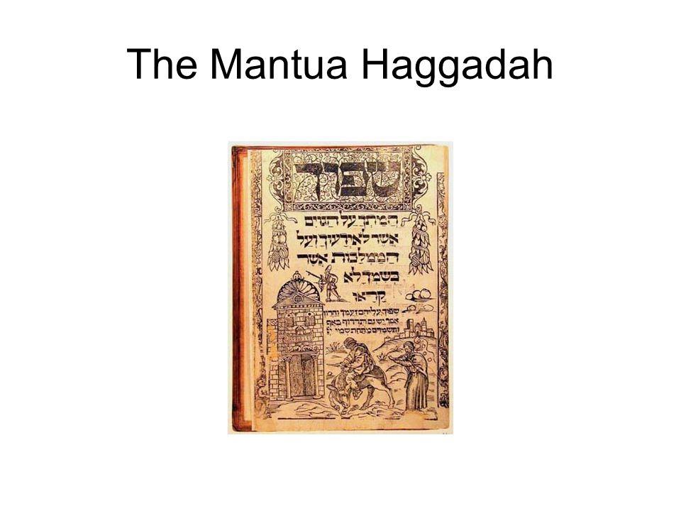 The Mantua Haggadah