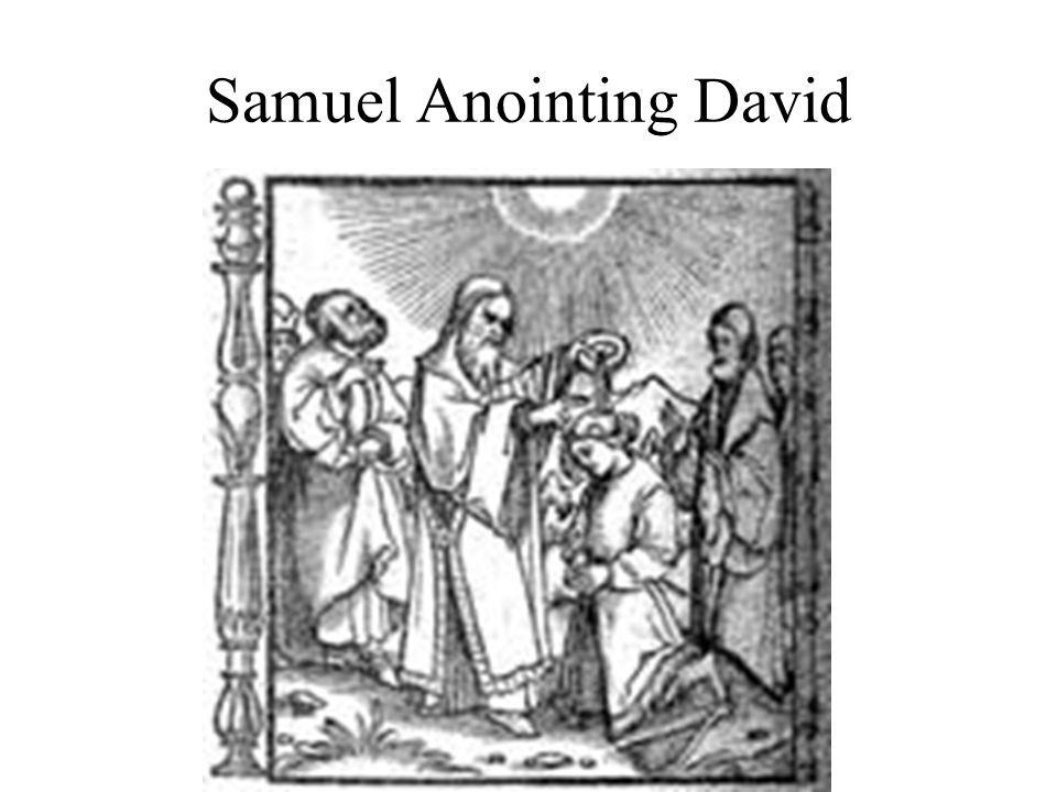I.Salben im Hebraischen Bibel: Einige Exampläre 1.