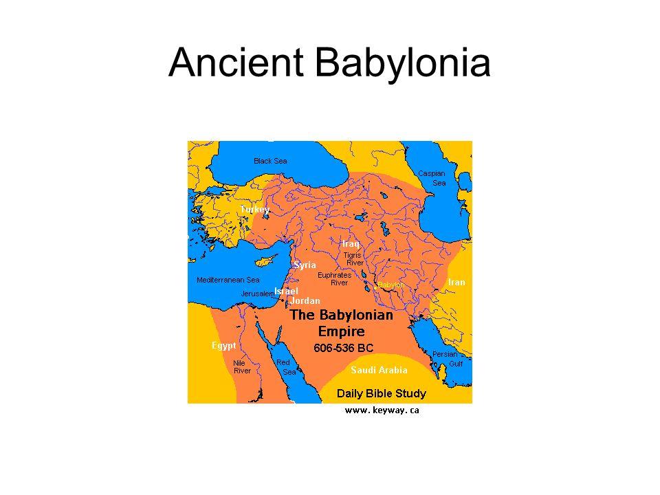 Ashtar Gate, Babylon