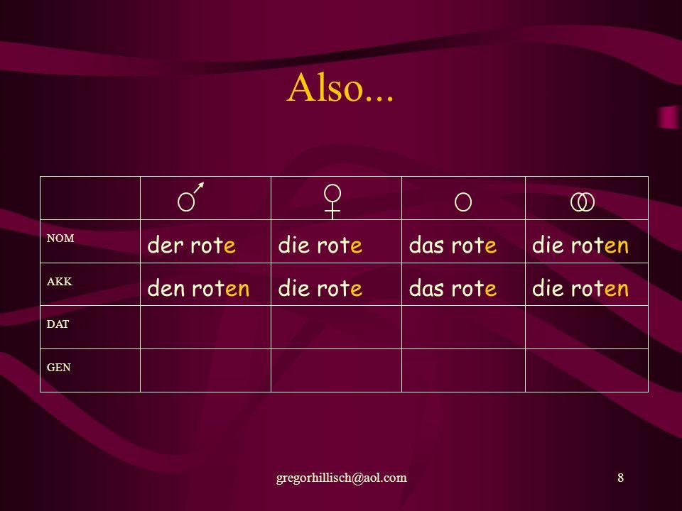 gregorhillisch@aol.com48 Gesucht: Geist...