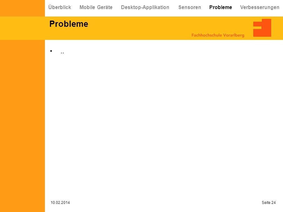 Probleme..