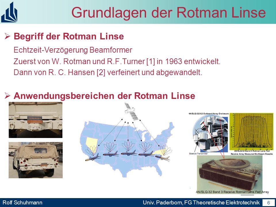 6 Rolf SchuhmannUniv.