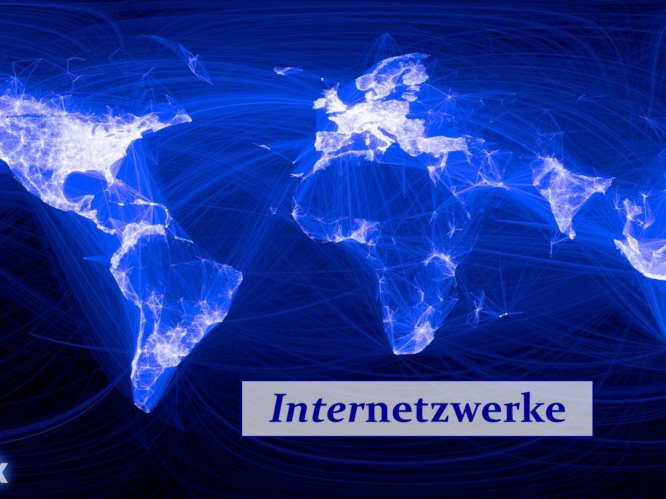 Internet = Netz der Netze