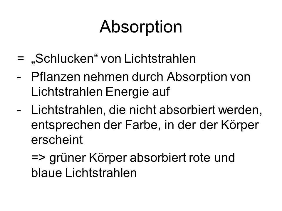 Cornelsen S.130 Absorptionsspektrum