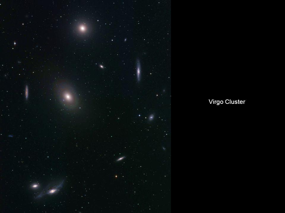 Folie Nr.9 Astronomiefreifach - Dunkle Materie. Nachweis: Rotation von Galaxien.