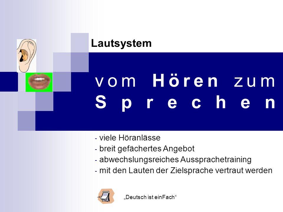 Deutsch ist einFach aus: Simsalabim Na, wie gehts.