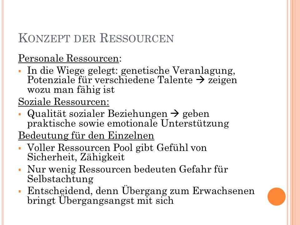E INFLÜSSE HeimatFamilie Körper /Seele Finanzieller Background Medien /Idole Kultur/ Glaube Freizeitg estaltung