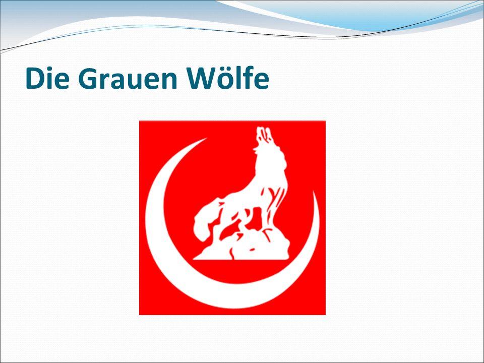 Die Grau en Wölfe