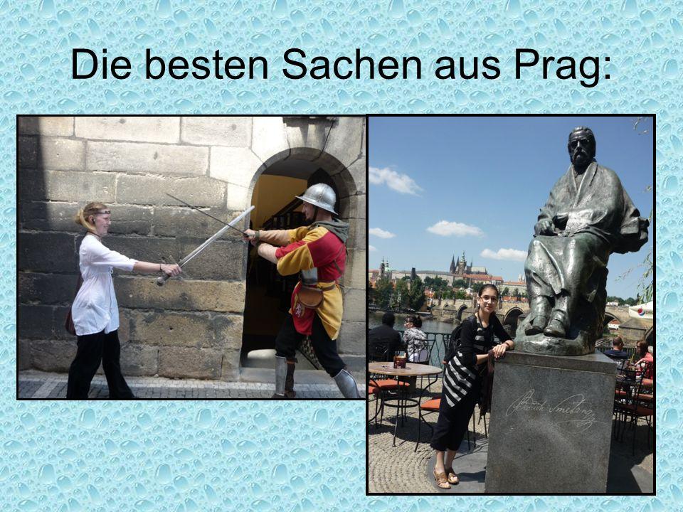 Die besten Sachen aus Prag: