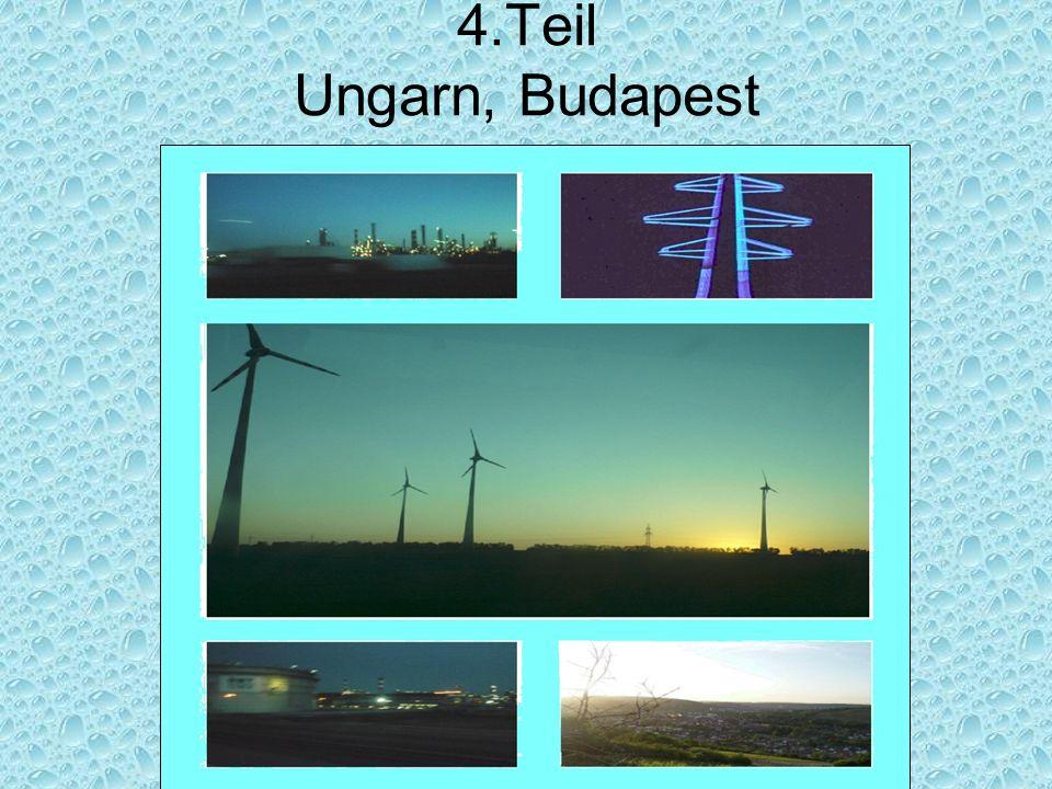 4.Teil Ungarn, Budapest