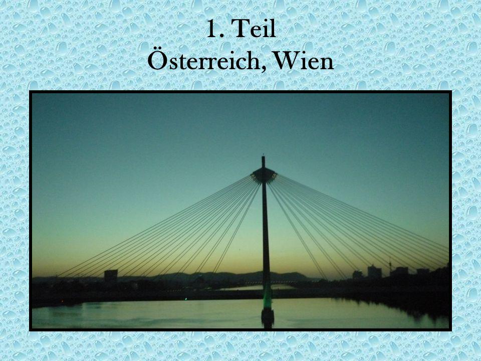 1. Teil Österreich, Wien