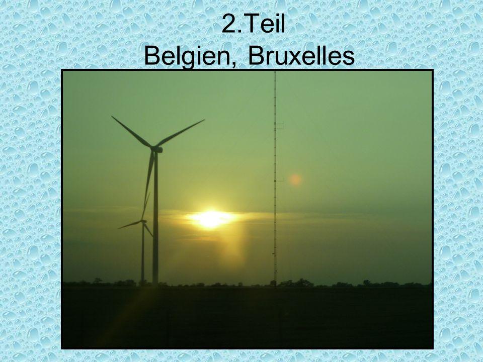 2.Teil Belgien, Bruxelles