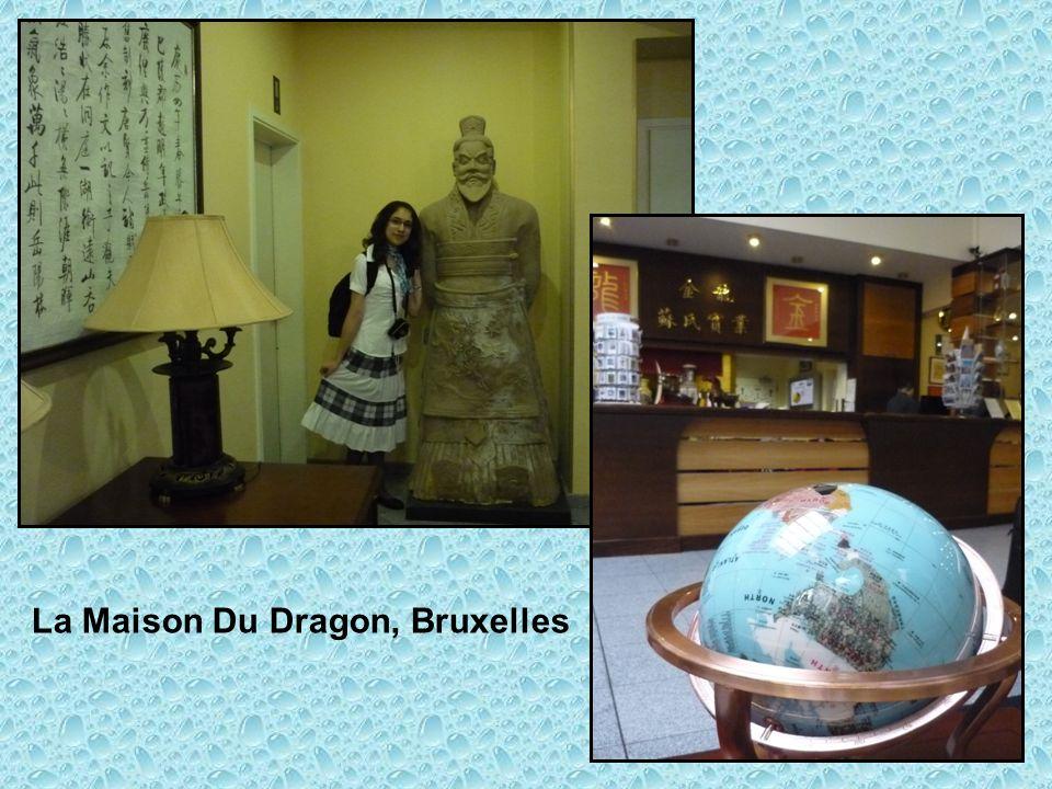La Maison Du Dragon, Bruxelles