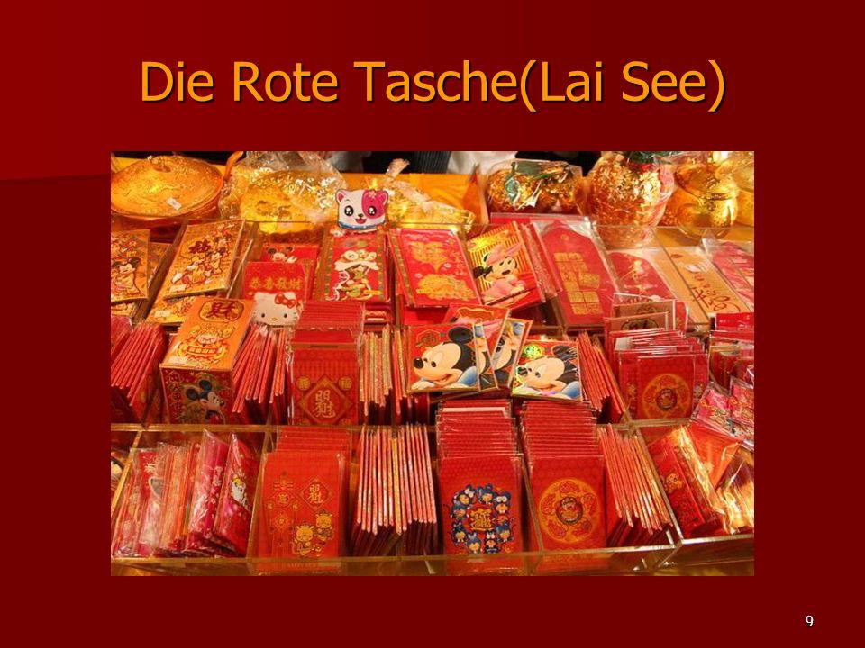 9 Die Rote Tasche(Lai See)