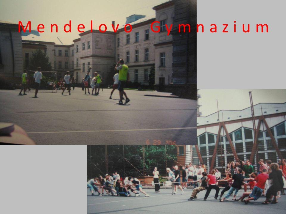Mendelovo Gymnazium