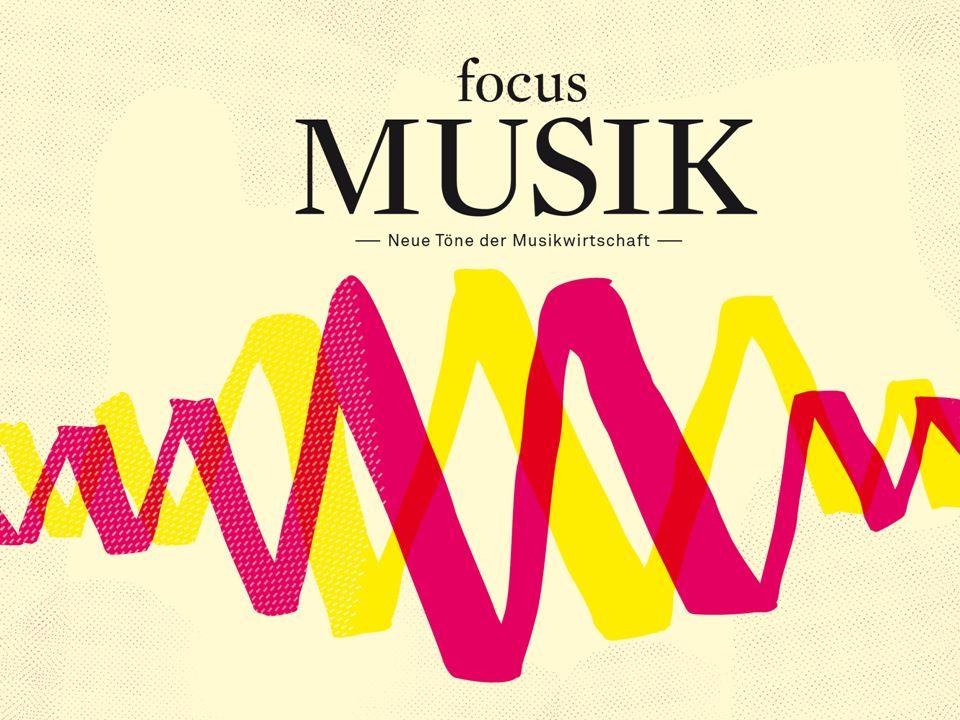 White Paper focus Musik - Neue Töne der Musikwirtschaft Präsentation im Rahmen der zweiten Vienna Music Business Research Days, 8.