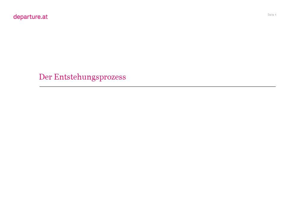 Seite 5 Entstehungszeit Oktober 2010 bis Juni 2011 Zahlreiche Vorbesprechungen Vier Podiumsdiskussionen – Neue Töne Music Talks Sieben Interviews Siebzehn GastautorInnen