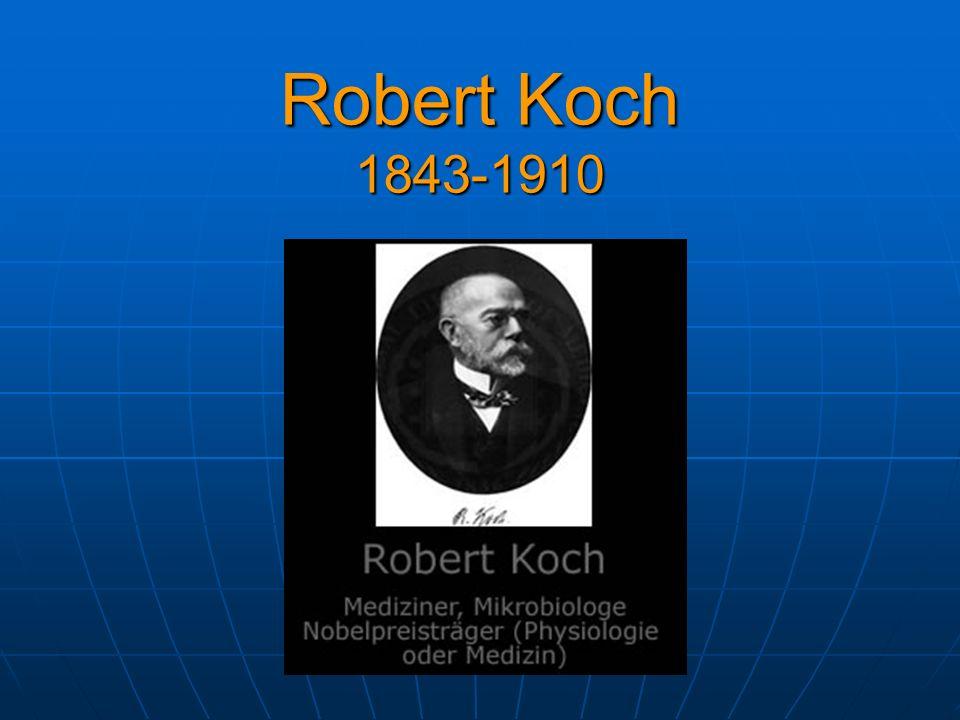 Lebenslauf IV.1905 wurde ihm der Nobelpreis für Medizin verliehen.