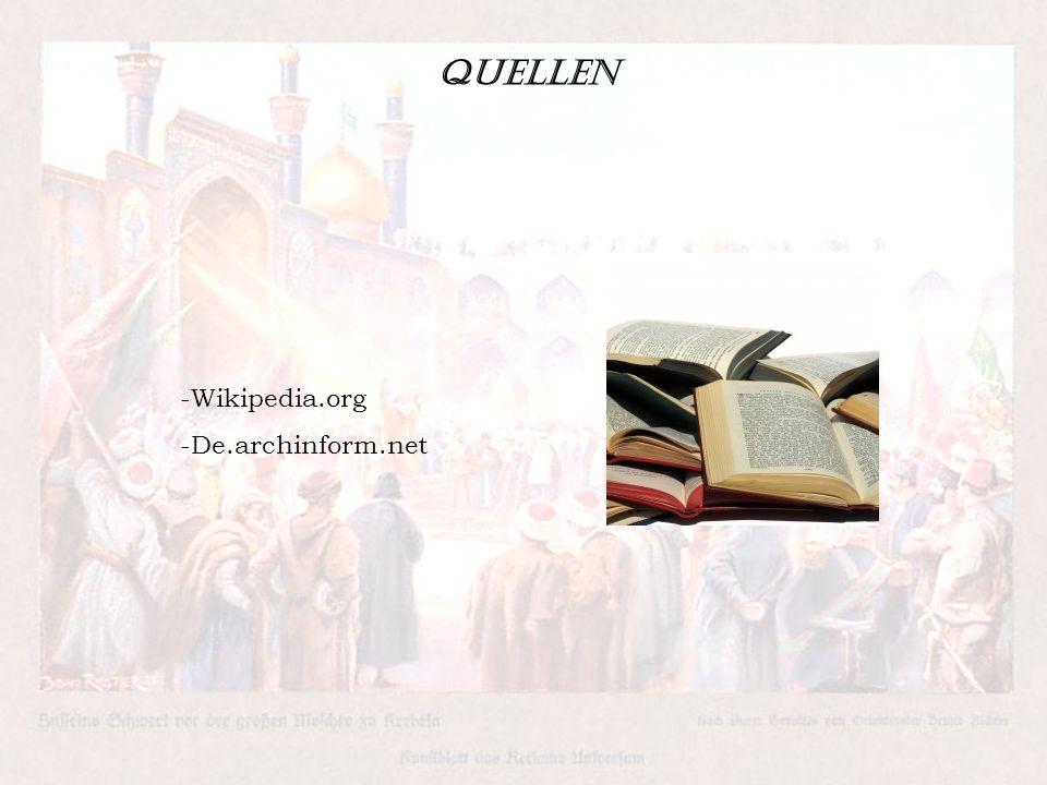 Quellen -Wikipedia.org -De.archinform.net