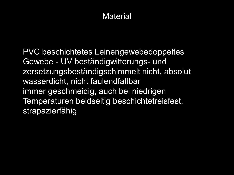 PVC beschichtetes Leinengewebedoppeltes Gewebe - UV beständigwitterungs- und zersetzungsbeständigschimmelt nicht, absolut wasserdicht, nicht faulendfa