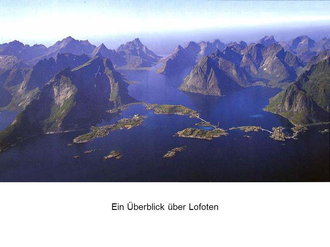 Ein Überblick über Lofoten