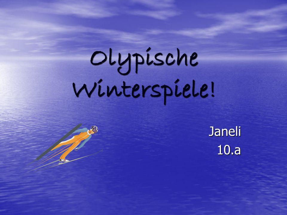 Olypische Winterspiele! Janeli10.a