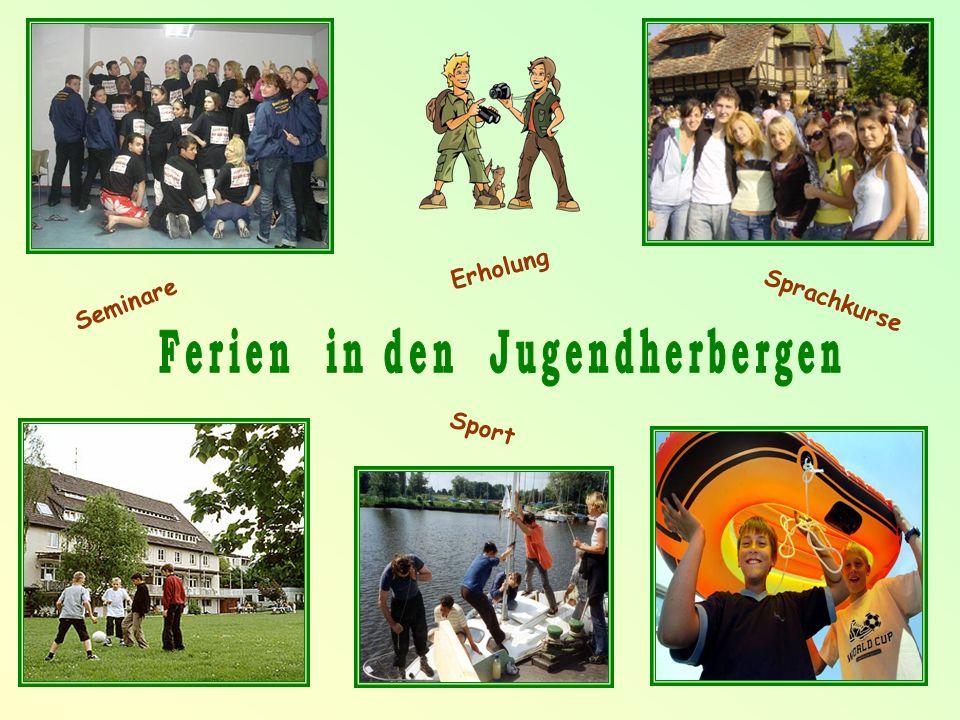 Erholung Sport Sprachkurse Seminare