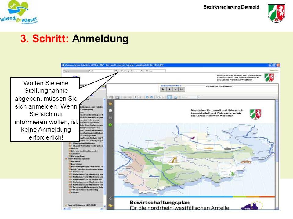 Bezirksregierung Detmold 3.